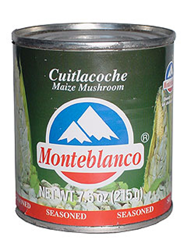 Canned Cuitlacoche