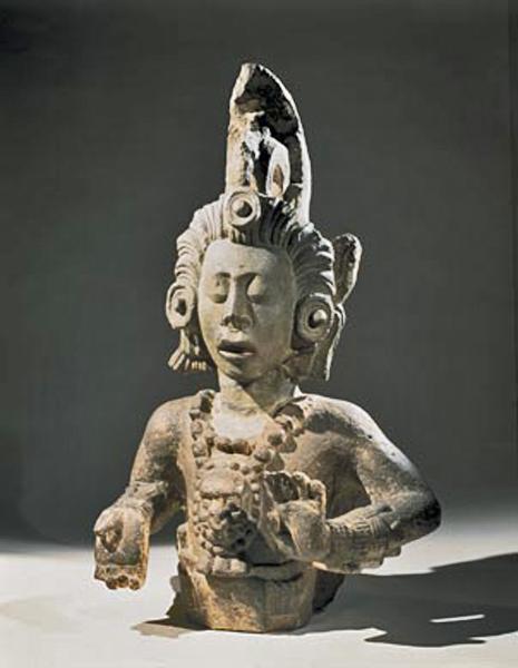 Mayan Corn God Yum Kaax