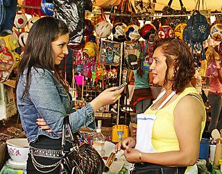 Denisse con Rosario, El Ostion Feliz