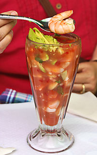 Mexico's Best Shrimp Cocktail