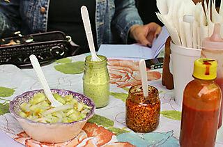 Salsas, El Ostion Feliz