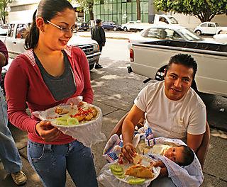 Taco Fish La Paz Baby