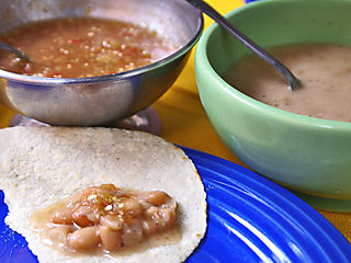 Restaurante Beans and Salsa