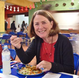 Linda y las enchiladas