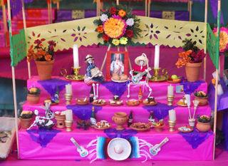 Ofrenda (Altar)