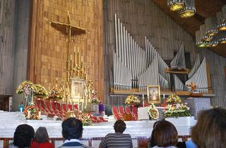Basílica Interior