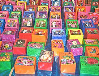 Bazar Sábado Cajitas