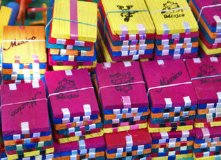 Bazar Sábado Jacob's Ladders