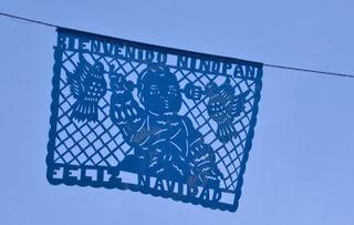 Xochimilco Papel Picado Niñopa