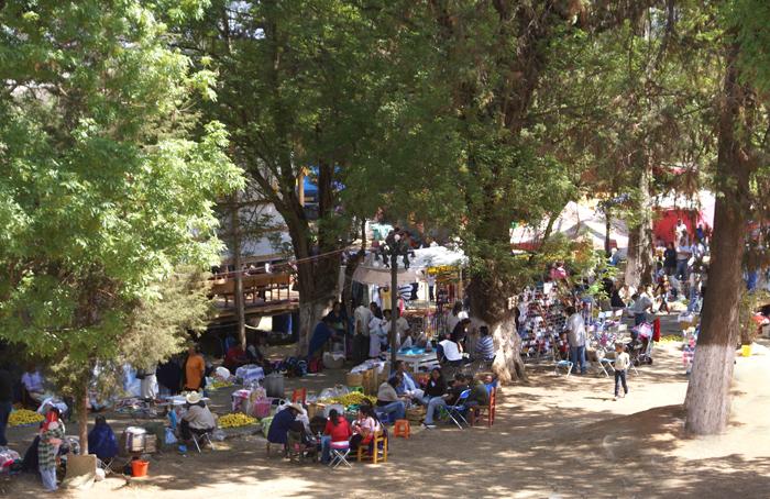 Fiestas Señor del Rescate 2009