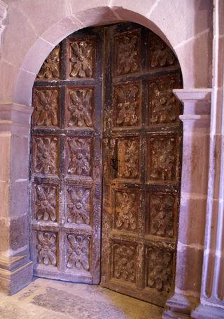 Sixteenth Century Doors