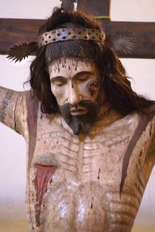 El Cristo de Tupátaro