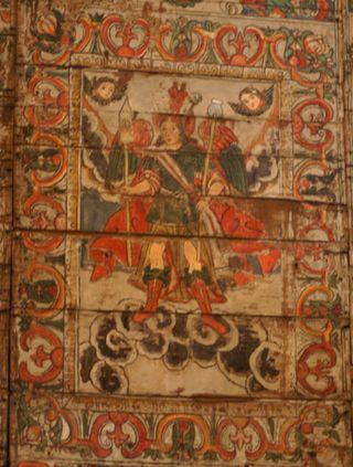 Arcangel con Vinagre