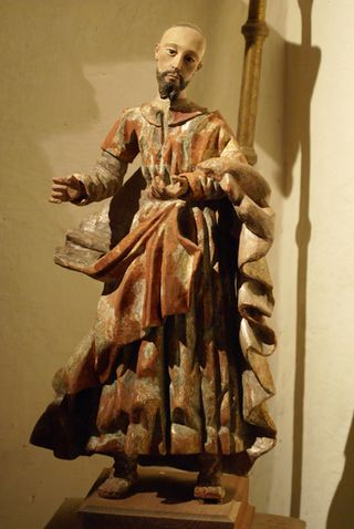 Santo Siglo 16
