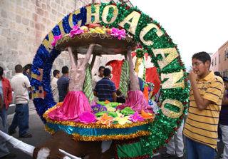 Retrato El Michoacano