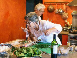 Chef Jessica con Henri