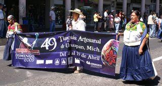 Inicio Desfile 2009