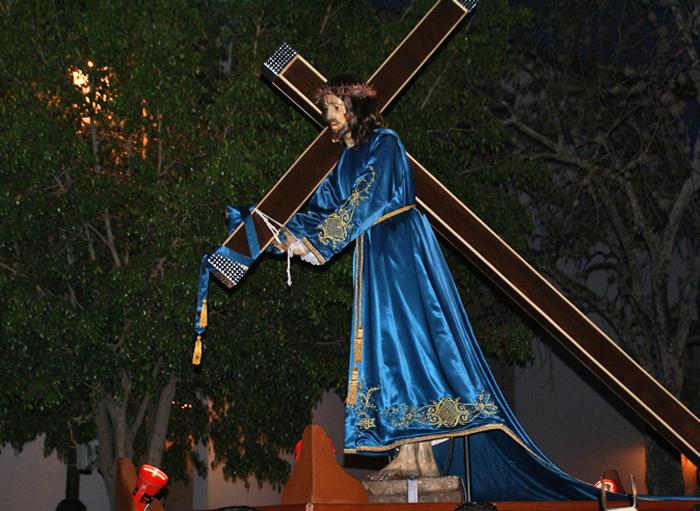La Cruz a Cuestas