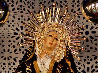 Nuestra Señora de los Dolores Pátzcuaro Monseñor