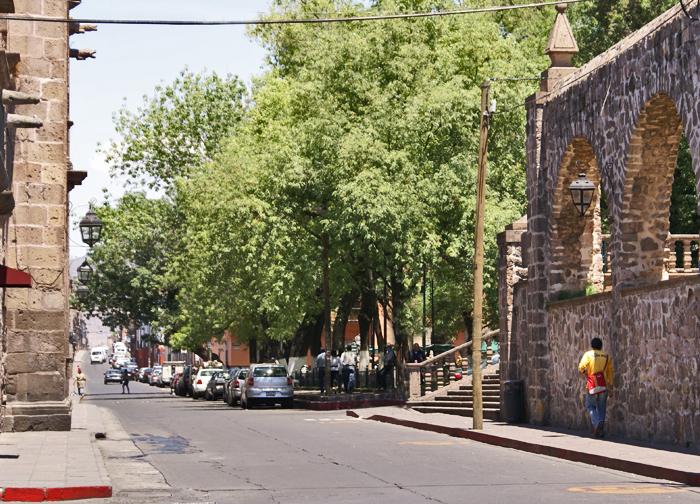 Calle Sánchez Tapia, Solita
