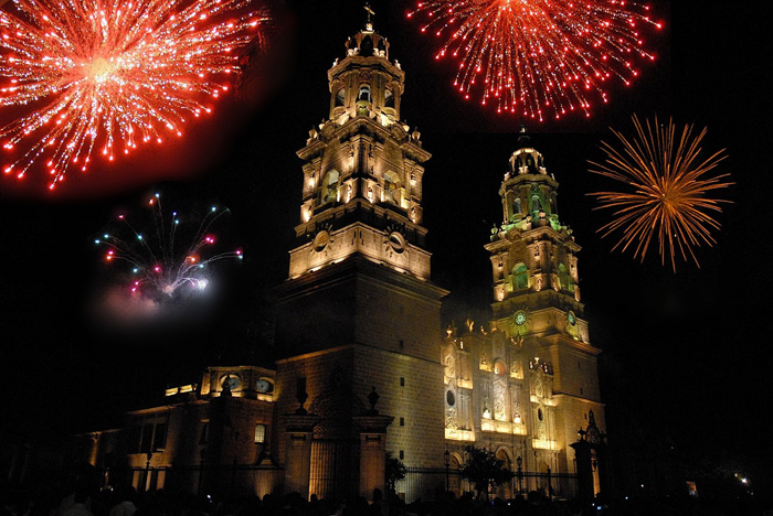 Morelia Cathedral, Steve Miller