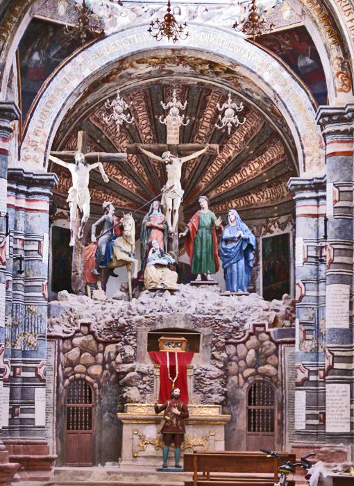 Atotonilco Altar Principal