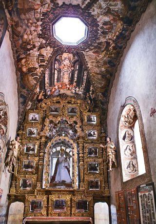 Atotonilco Lady Chapel