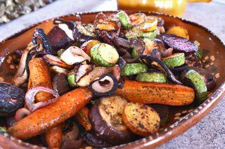 Henri's Roast Veggies Saturday 05-09