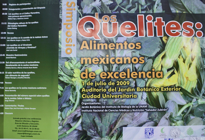 Quelites Poster MC 1