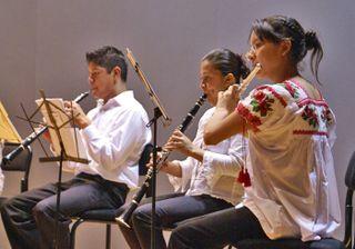 Pirekuas Oboe, Clarinet, Flute
