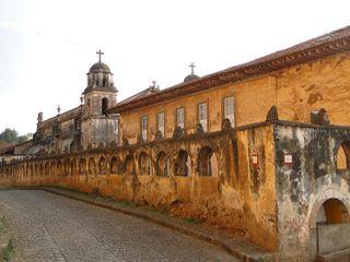 Templo del Sagrario Pátzcuaro