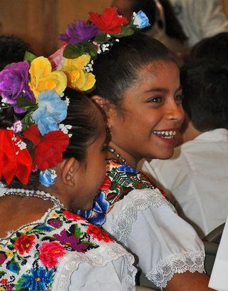 Muchachitas de la Yucatán, Morelia