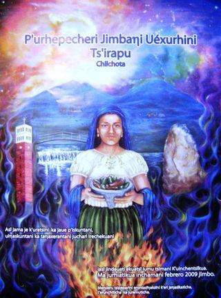 Poster Chilchota