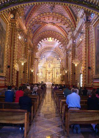 Sanctuario de Guadalupe Morelia