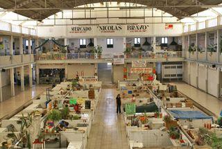 Mercado Nicolás Bravo