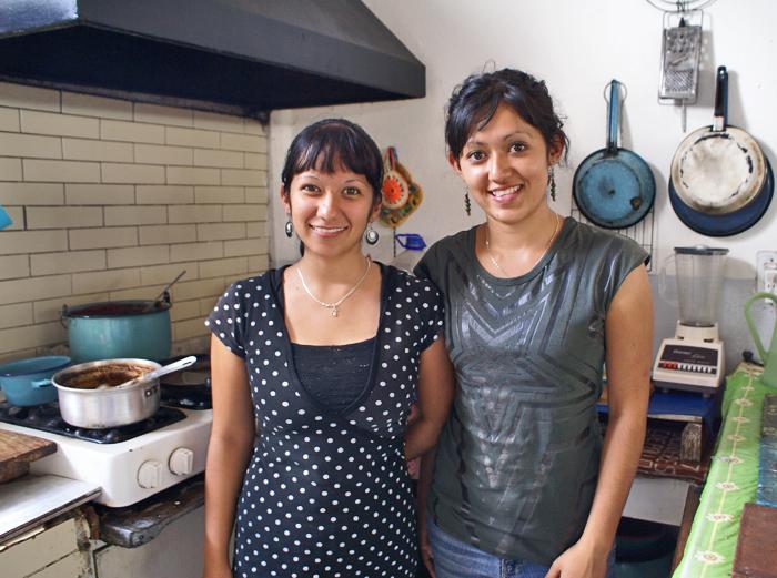 Marisol y Mirna