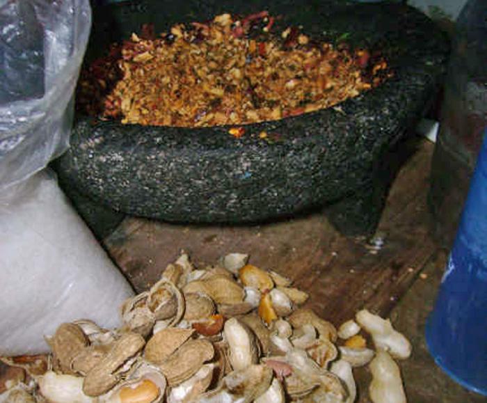 Peanut Salsa 2, Cactu