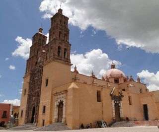 Church, Dolores Hidalgo