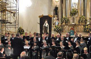 Cuitzeo Concert