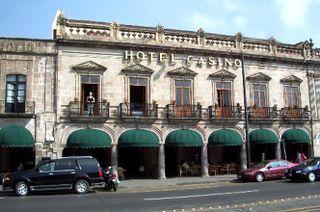 Hotel Casino Facade