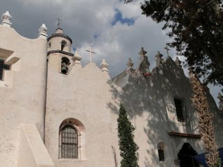 Templo Jesus el Nazareno, Atotonilco