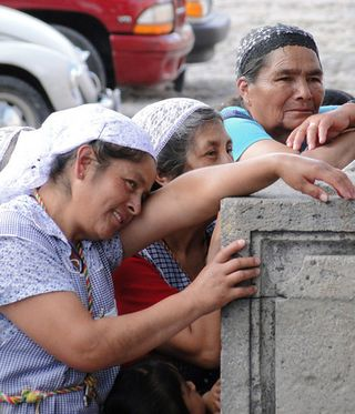 Women Retreatants, Atotonilco