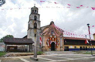Pichátaro San Francisco de Asís Large