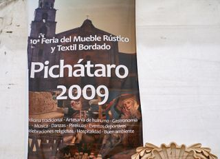 Pichátaro Poster 2009