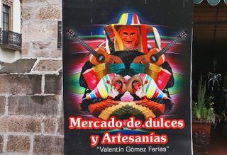 Poster Mercado de Dulces 1