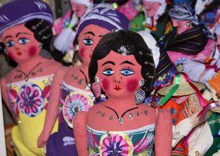 Mercado Muñecas de Cartón