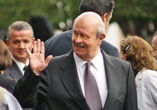 Fausto Vallejo Presidente Morelia 2