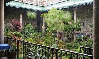 Jardín, Los Comensales