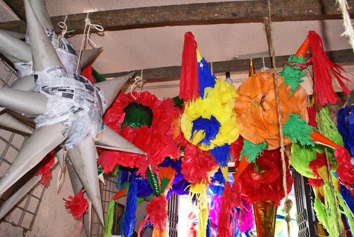 Piñatas en Producción