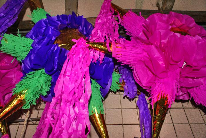 Piñatas Terminadas